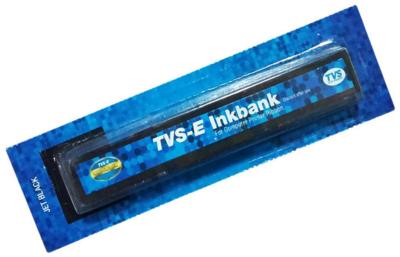 TVS ink Bank Ribbon, Cartridge