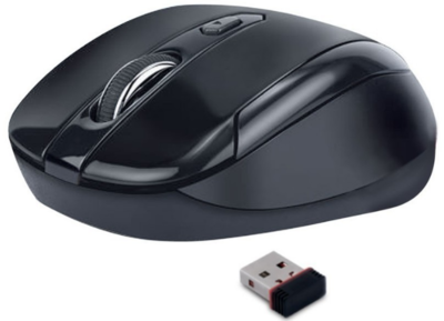 iBall FreeGo G18 Optical Wireless Mouse