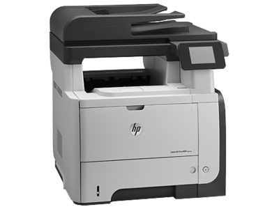 HP LaserJet Pro MFP M521dw All In One Laser Printer, A8P80A
