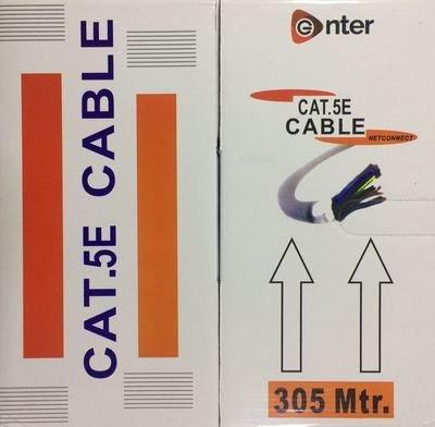 Enter 305 Meter Cat5E Lan Cable