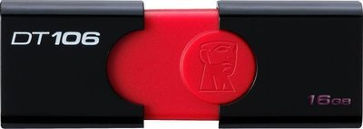 Kingston 16GB Pen Drive, 2.0, DT-106