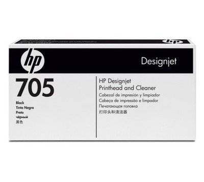 HP 705 Black & Cleaner Printhead, CD953A