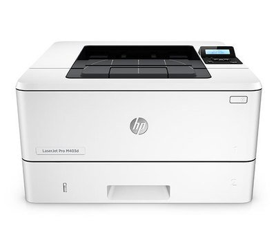 HP M403d Single Function Laser Printer