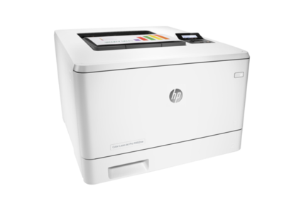 HP M452nw Color Single Function Laser Printer