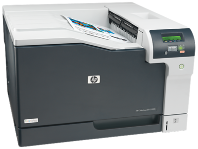 HP CP5225n Color Single Function Laser Printer