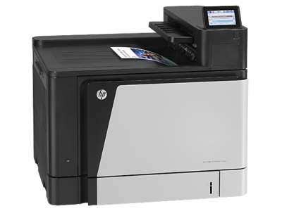 HP M855dn A3 Color Single Function Laser Printer