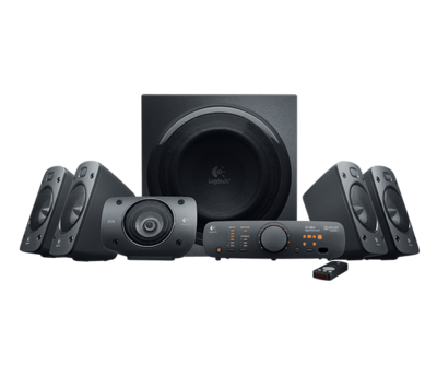 Logitech Z906 Multimedia 5.1 Speakers