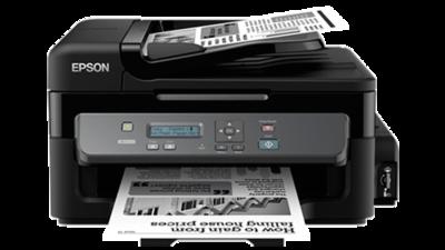 Epson M205 Black on White ink Tank Printer , PSC, Adf, Wifi