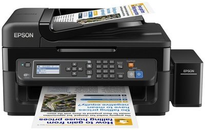 Epson L565 Color All In One Ink Tank Printer, PSC, A, F, W, N