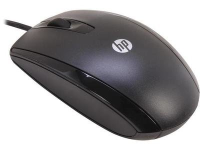 HP 3 Button Optical Mouse
