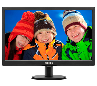 Philips 203V5L 20-inch LCD Monitor