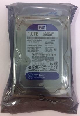 WD 1TB Internal Desktop Sata Hard Drive
