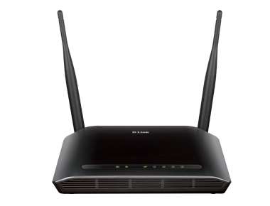 D-Link DIR-615 Wireless Router, WAN Port