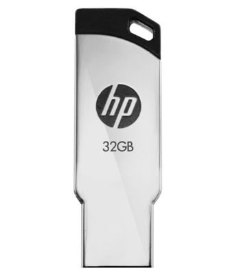HP 32GB Pen Drive, 2.0 V236W, Metal