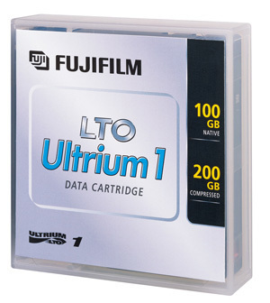 Fujifilm LTO 1 Ultrium Data Cartridge