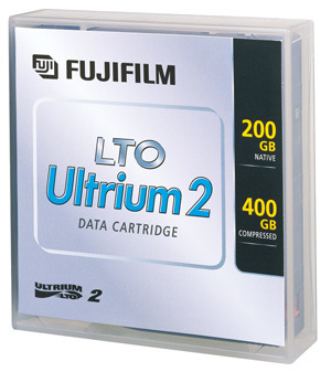 Fujifilm LTO 2 Ultrium Data Cartridge