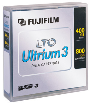 Fujifilm LTO 3 Ultrium Data Cartridge