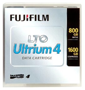 Fujifilm LTO 4 Ultrium Data Cartridge