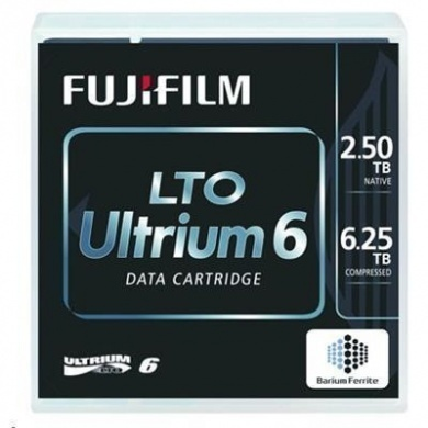Fujifilm LTO 6 Ultrium Data Cartridge