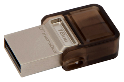 Kingston 16GB OTG Pen Drive(2.0, duo