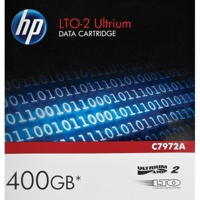 HP Lto 2 Ultrium Data Cartridge, C7972A