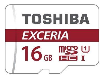 Toshiba 16GB Memory Card, M301, Class 10