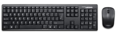 Lenovo 100 Wireless Keyboard Mouse