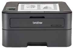 Brother HL-L2366DW Single Function Laser Printer