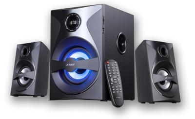 F&D F380X 2.1 Multimedia Bluetooth Speakers