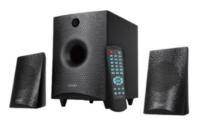 F&D F210X 2.1 Bluetooth Speakers