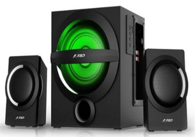 F&D A140X 2.1 Bluetooth Speakers, Multi Color