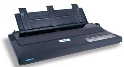 TVS MSP245 STAR Dot Matrix Printer