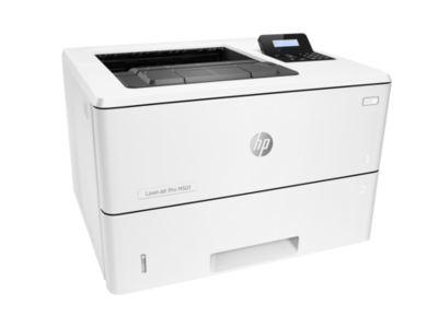 HP M501dn Single Function Laser Printer, Print, D, N