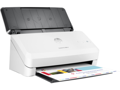 HP ScanJet Pro 2000 s1 Sheet-feed Color Scanner