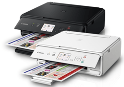 Canon TS-5070 Color ink Printer, PSC, Network
