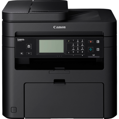 Canon MF237W Black On White Laser Printer, PSC, Fax, Wifi