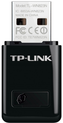 TP-Link TL-WN823N 300Mbps Mini Wireless-N USB Adapter