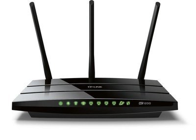 TP-Link Archer C7 Wireless AC1750 Dual Band Gigabit Router, WAN Port