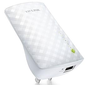 TP-Link RE200 Wi-Fi Range Extender, AC750