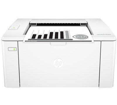 HP M104w Black on White Laser Printer , Print, Wifi