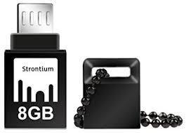 Strontium 8GB OTG Pen Drive, 3.0, NITRO