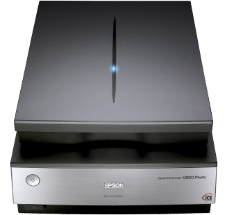 Epson v800 Color Photo Scanner