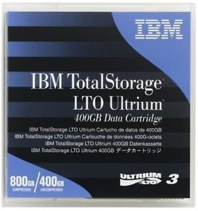 IBM LTO 3 Data Cartridge
