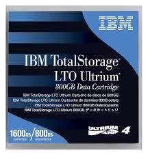 IBM LTO 4 Data Cartridge