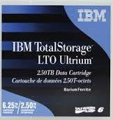 IBM LTO 6 Data Cartridge