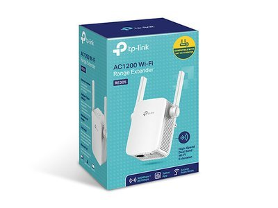 TP-Link RE305 AC1200 Wireless Range Extender