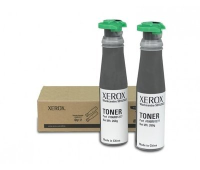 Xerox 5020, 5016 Black Toner Bottle