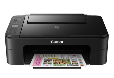 Canon TS-3170 inkjet Printer, PSC, Wifi