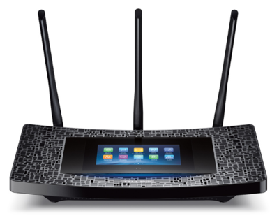 TP-Link Touch P5 AC1900 Wireless Touch Screen Router