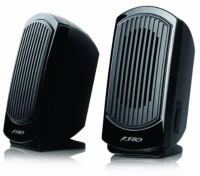 F&D V10 Portable Speaker, 2.0, 3.5mm